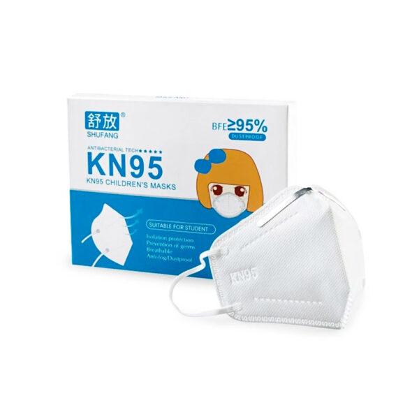 Mascarilla Infantil KN95 FFP2