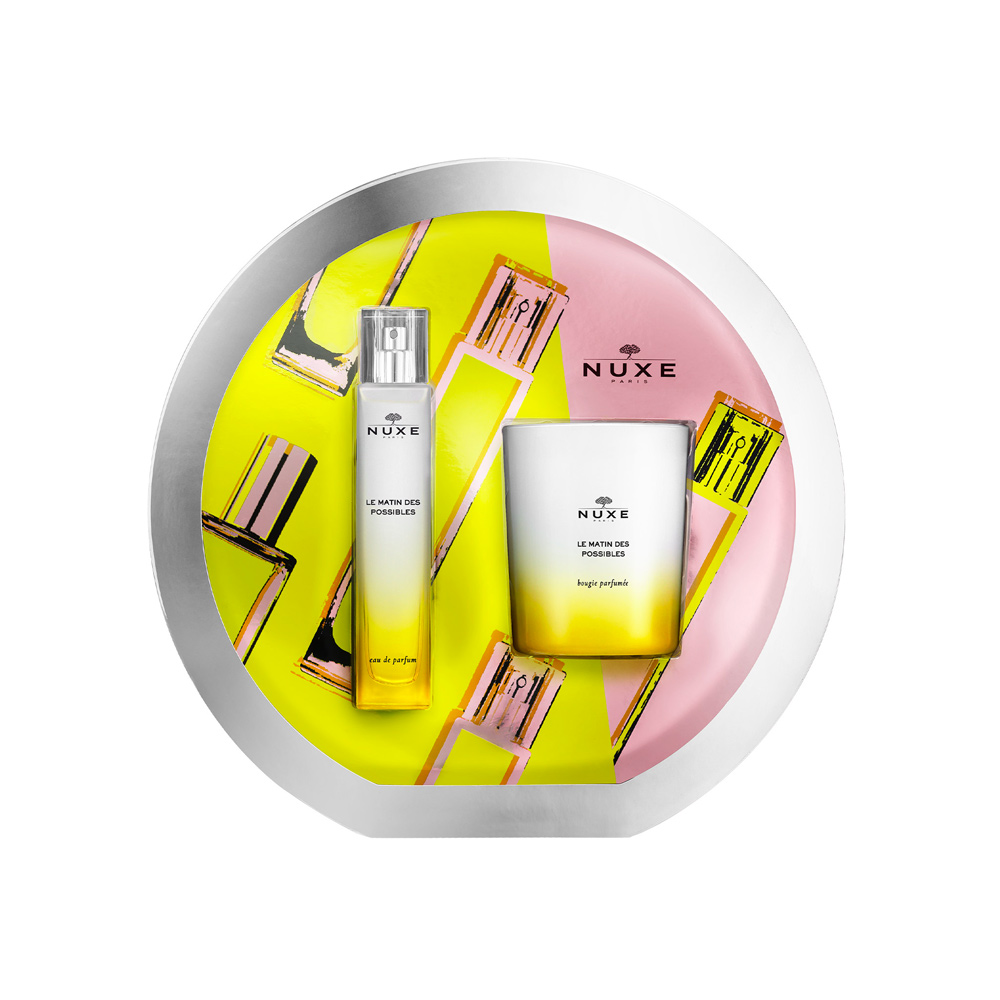 Nuxe Cofre 2020 Perfume Matins des Possibles