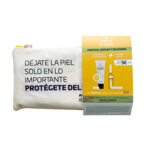 Heliocare Neceser Gel Oil Free + Radiance