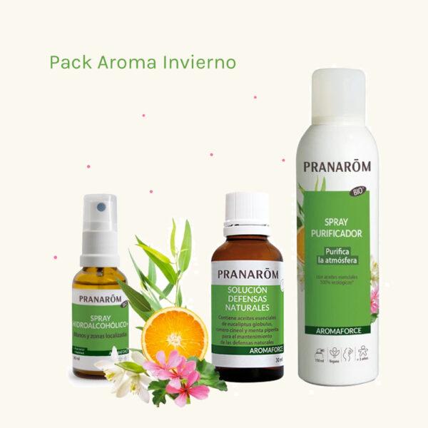 Pack Aroma Invierno
