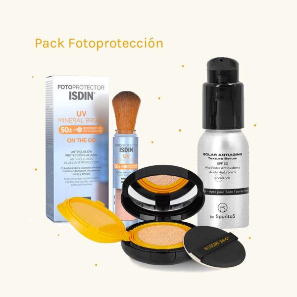 Pack Fotoprotección